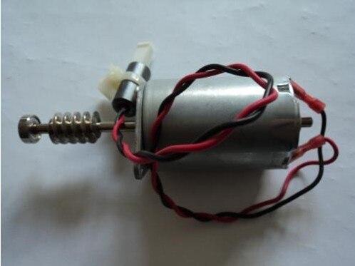 Freies verschiffen medien-achsen-motor Für HP Designjet 4000/4500/4520/Z6100/Z6200 Q1273-60247 Q1273-60037 plotter teile