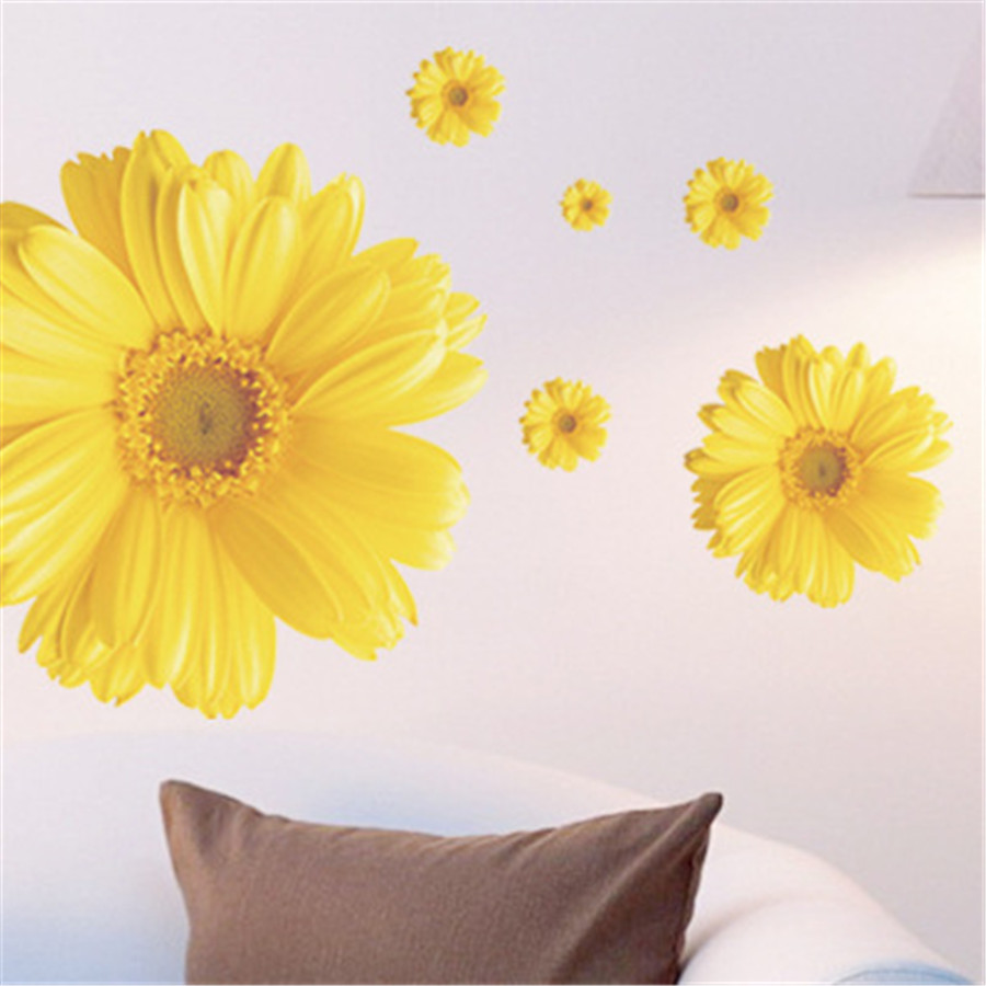 compare prices on yellow wall decor- online shopping/buy low price