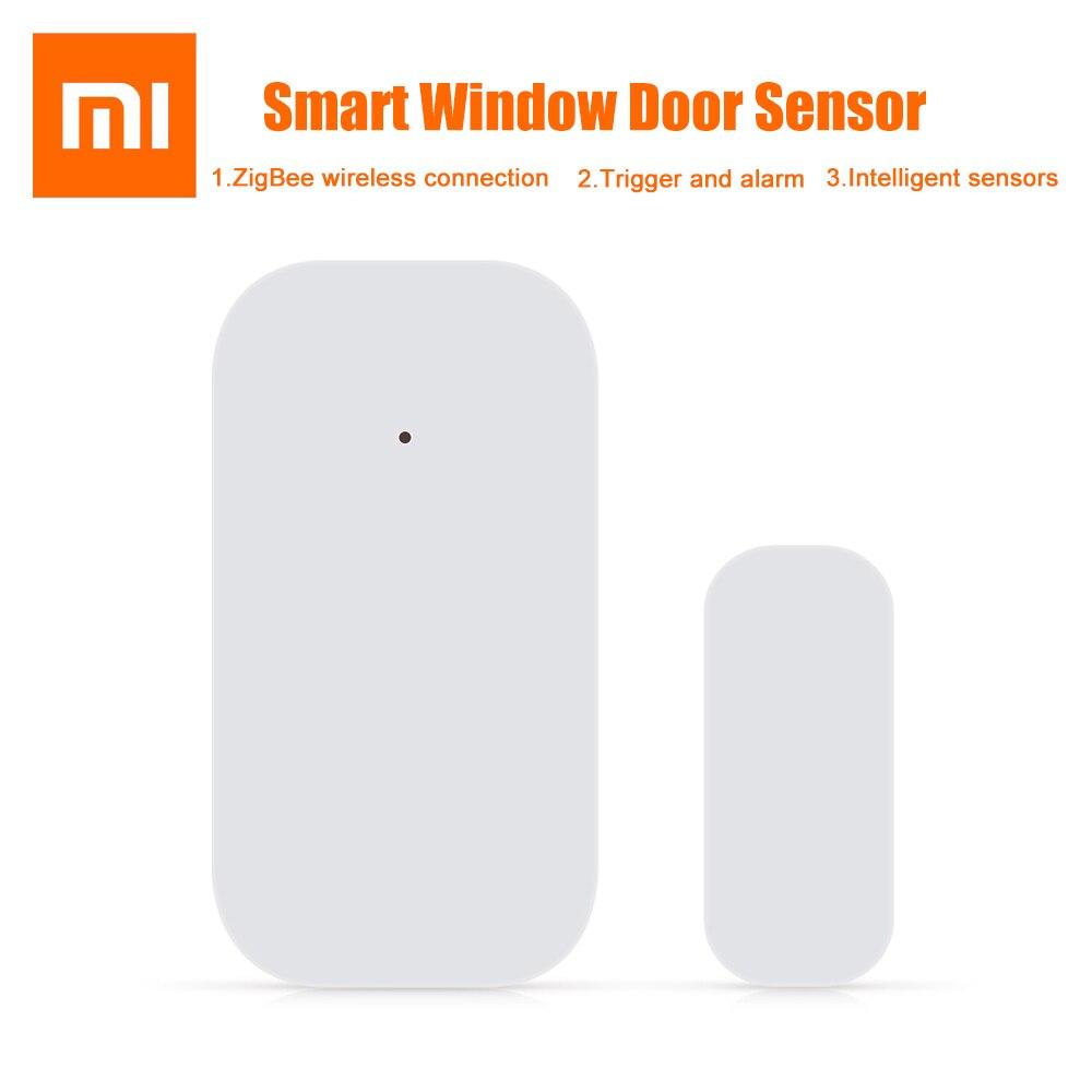 Original XIAOMI Aqara Smart Window Door Sensor Intelligent Smart Home Security Equipment with ZigBee Wireless Connection