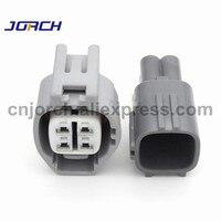 2sets 4 Pin Auto sumitomo Sensor Bulkhead Connector 6189-0629/90980-11028 6188-0517/90980-1 For Toyota 1JZ-GTE 2JZ-GTE O2