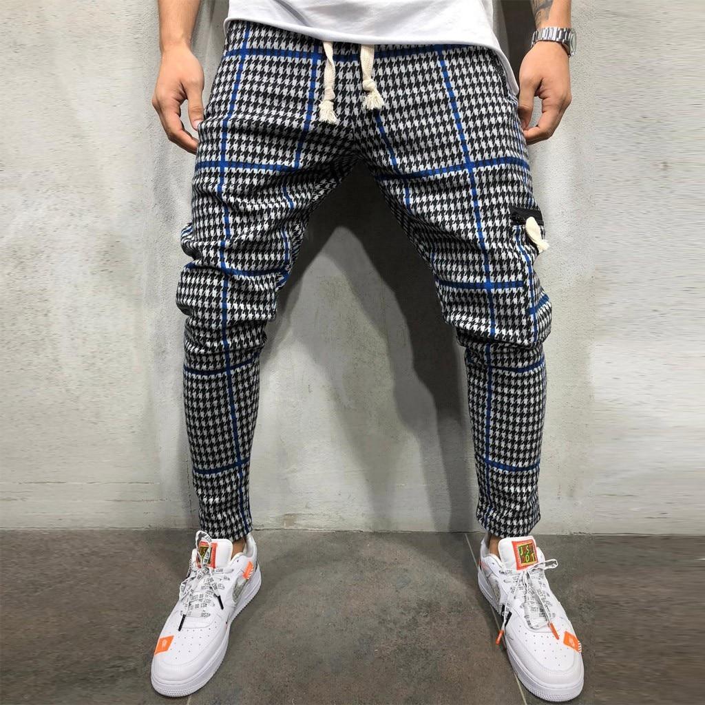 Men's Casual Line Long Pant  1