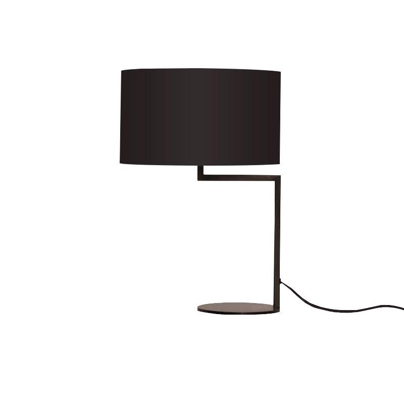 Lámparas Simple dormitorio mesita de noche ligh decoración tcreative talbe lámpara luz ajustable lámpara de escritorio estudio americano FG824