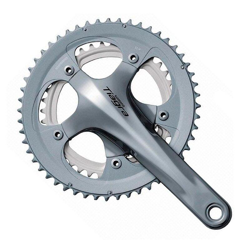 Spor ve Eğlence'ten Bisiklet Krank ve Aynakolu'de SHIMANO FC 4600 Tiagra 10S 20S aynakol bisiklet bileşenleri yol bisiklet zinciri tekerlek aksesuar parçaları title=