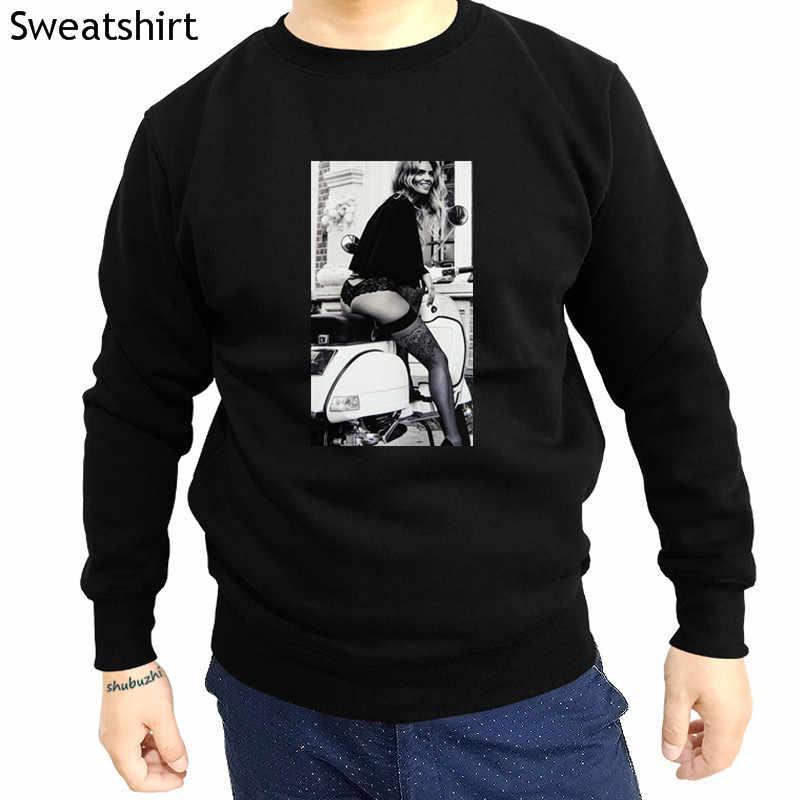SEXY kobieta po vespie bluzy z kapturem unisex gorący bubel shubuzhi moda bluza z kapturem z długim rękawem Tricolor sbz1324