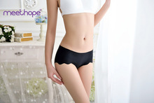 Lingerie Fashion Sexy Underwear Seamless Solid Color Simple G Character Ultra-thin Low Waistunderwear2019meethope