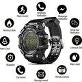 Цифровые Смарт-часы  мужские уличные спортивные часы  водонепроницаемые военные цифровые часы  Bluetooth  умные часы с дистанционным управление...