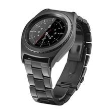 2016 smart watch mtk6261a sistema inteligente bluetooth smart watch para samsung smart watch androld clok ecg recordatorio sedentario simcard