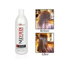 מכירה לוהטת 1000ml קסם מאסטר נחמד קוקוס ריח ברזילאי קראטין טיפול ללא פורמלין ישר ותיקון פגום שיער