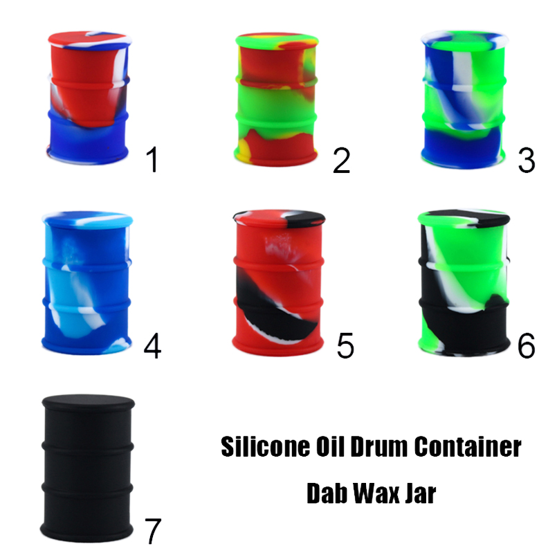26ml silicone  container 5