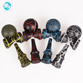 Free shipping High quality wooden kendama toys best wooden toy for kids outdoor sport ball kendama PU Crack paint