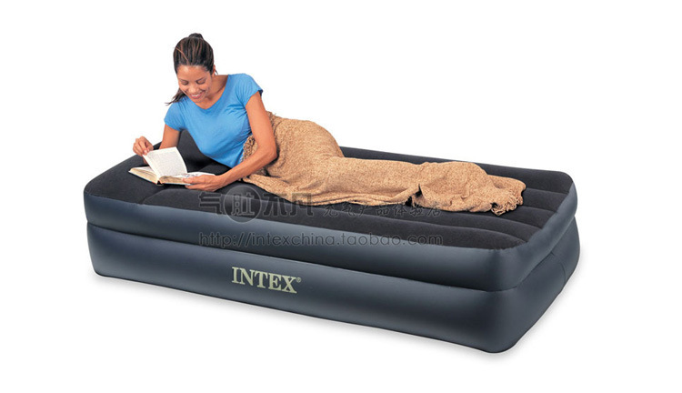 High Raised Double Air Bed