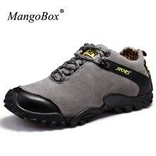 Mangobox Сапоги и ботинки для девочек Для мужчин Спорт переносной Для мужчин S спортивные Обувь противоударный Открытый Мужская обувь против скольжения Для мужчин S Mountain Обувь Спорт