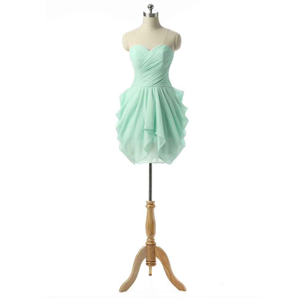 verde vestidos de fiesta