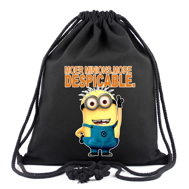 NARUTO Drawstring Bag