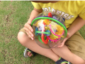 Perplexus maze puzzle ball 100-299 levels stereo orbit 3d magic Intellect ball game IQ brain teaser game Space boy girl Toy Gift