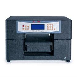 Gorący sprzedawanie z certyfikatem ce maszyna do druku uv ploter płaski uv do drewna AR LED mini6|printer flatbed|printer uvprinter wood -