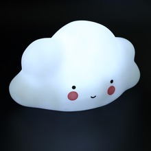 Cute Baby Bedroom Lamps 3D Cloud Night Light LED Light Cute For Baby  Children Bedroom Decoration Kids Gifts Toys