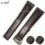 ZLIMSN 22mm Red ou Black costurado Black strap Para Pulseiras de Relógio De MARCA Watc hes Acessórios de Moda 100% de couro Genuíno