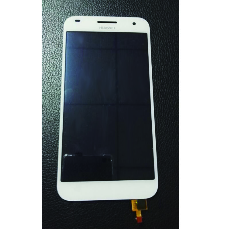 White LCD Display Panel Screen For Huawei Ascend G7 G7-L01 G7-L03 +Touch Screen Digitizer Glass Sensor Assembly Replacement replacement original touch screen lcd display assembly framefor huawei ascend p7 freeshipping