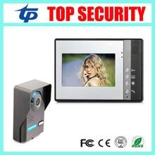 7 Inch Night Vision Digital Color Video Door Phone Intercom Doorbell Doorphone System IR Camera Door Access Control Video Phone