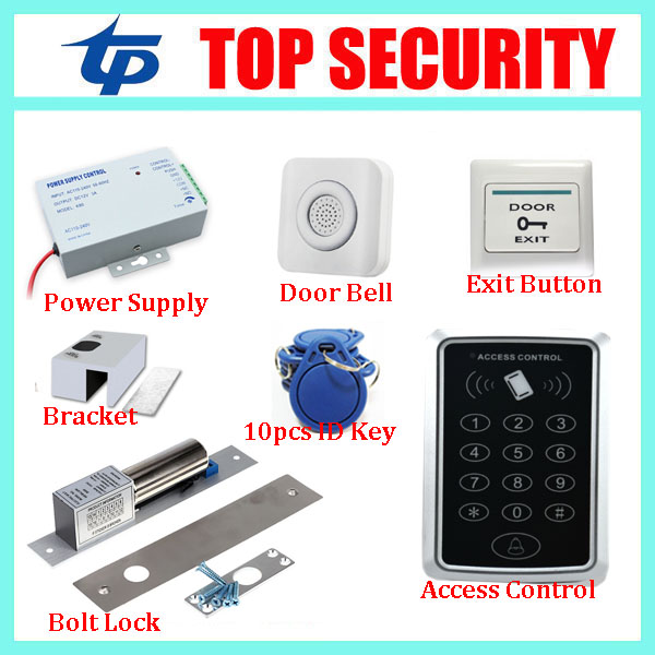 Free shipping cheap single door access controller 125KHZ RFID card smart card access control reader system пилочка для ногтей leslie store 10 4sides 10pcs lot