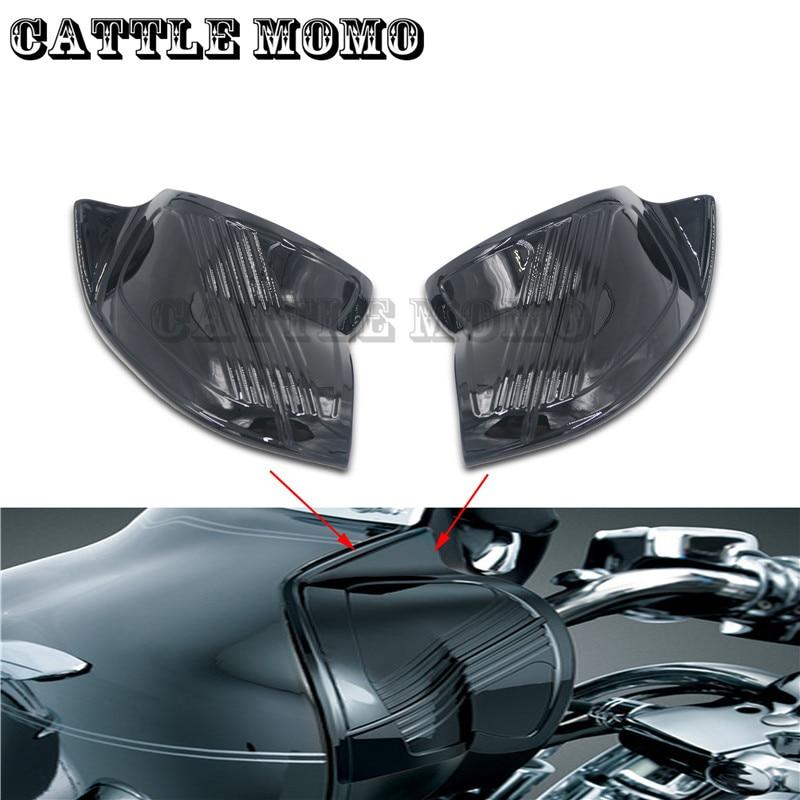 ФОТО Motorcycle Inner Fairing Covers For FLHTC/FLHTI/FLHTCUTG Tri/FLHTK Electra Electra Glide Classic/FLHTCU Inner Fairing Covers