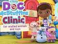 27cm doc mcstuffins doll doctor toy set for girl gift/original box package/doctor accessories toys for children  china cheap
