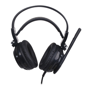 Image 3 - Original Somic G941 7.1 Virtual Surround Sound USB Gaming Headset Vibrating Glow Led Headband Headphone with Mic Voice Control