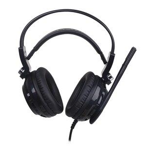 Image 3 - מקורי Somic G941 7.1 וירטואלי סראונד USB משחקי אוזניות רטט זוהר Led בגימור אוזניות עם מיקרופון קול שליטה