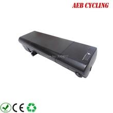 Китай Ebike литий-ионный 36 В 10Ah 11.6Ah 12.8Ah 13.2Ah 14Ah SL сзади стойки Аккумулятор для города велосипед складной велосипед 250 вт 350 Вт с зарядным устройством