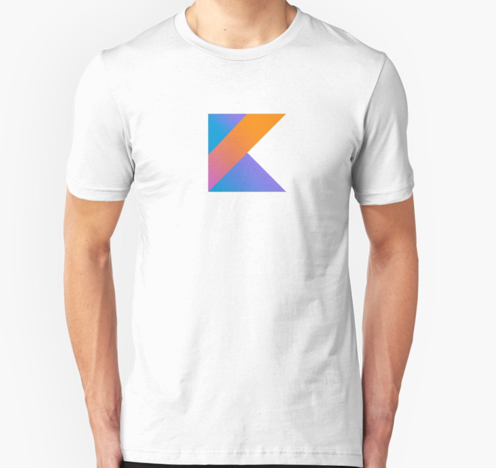 Men Short sleeve tshirt Kotlin stickers mugs and t shirts  T Shirt Women t-shirt thumbnail
