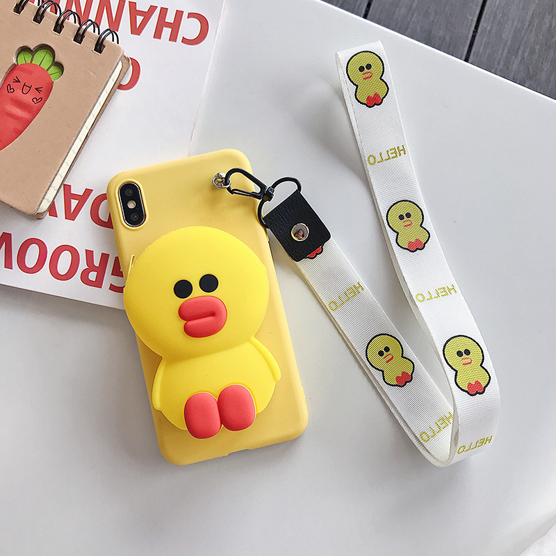 Image 2 - Zipper Wallet Cartoon Phone Case for Huawei Honor 7X 7A 7C 8C 8X Max Play 8A 8 Pro 9 9N View 10 20 Lite 20i Soft Silicone Cover-in Fitted Cases from Cellphones & Telecommunications