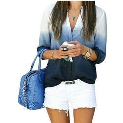 2017 new women summer ladies casual v neck blouses loose font b shirts b font gradual.jpg 250x250
