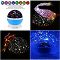 Stars Moon Sky Projector Light Up Novelty Toys Glow In The Dark Toys For Baby Children Kid Sleeping Decoration Christmas Gift