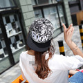 Unisex Das Mulheres Dos Homens Snapbacks Tampas Hiphop Hip-hop Hats Letras Bordados Boné de Algodão Respirável Plana Brim Bonés de Beisebol Coloful