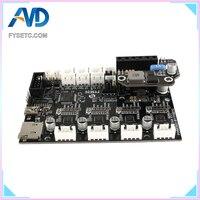Chita v1.1 v1.2b 32bit tmc2209 tmc2208 placa de controle silencioso + addon 24 v a 12 v módulo para creality cr10 Ender 3 5 ender 3 pro|Peças e acessórios em 3D| |  -