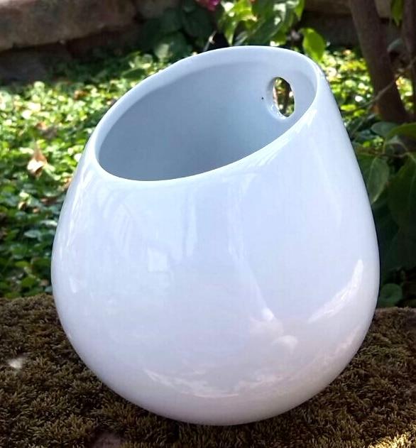Aliexpress Buy Ceramic Flower Pots Planters Decorative Vases
