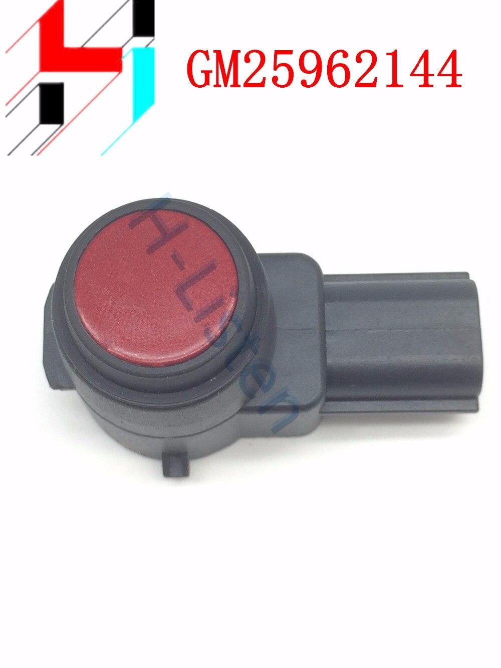 (4 шт.) 25962144 оригинальный парковочный PDC Ультразвуковой Датчик обратный вспомогательный Носок #0263003933