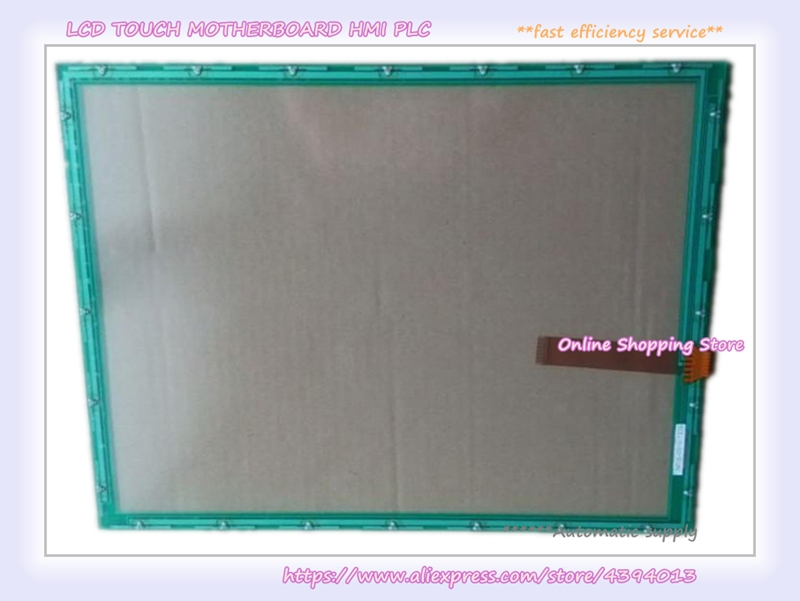 New Original offer 15 inch 7 Wire N010-0510-T234 Touch Screen glass new for 7 wire n010 0510 t234 touch screen panel glass