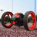 Atualização Forte Salto Saltando Brinquedo Sumo Conectado Mini Carro RC 2.4 GHz Carro de Controle Remoto Carro Com Rodas Flexíveis Gigt