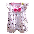 Summer Newborn Baby Girl Rompers Kids Jumpsuit Fantasia Infantil Body Creeper Overalls for Infants Bebe Clothing Children's Wear