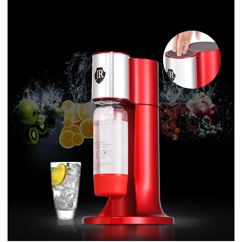 Soda Machine Tea Shop Bubble Homemade Carbonated Beverage Household Water