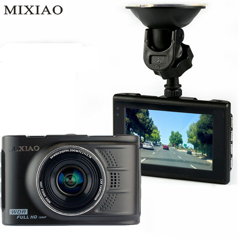 Car dvr Novatek Mini Automobile Dvrs Car Detector Dash Cam WDR 3.0 Display 1080 HD Video Recorder Dictaphone Vehicles Camara