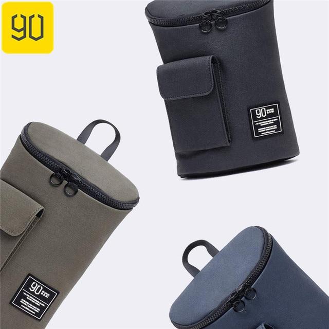 Xiaomi 90FUN Trendsetter Chic Moda Viagens Das Mulheres Dos Homens Saco de Lazer Peito Pacote Crossbody Balde saco Portátil Bolsas Cidade