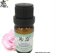Free Shipping 10mL Pure Rose Essentail Oil Whitening And Massage Skin Care