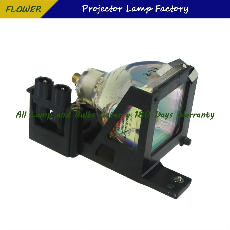 ELPLP19 V13H010L19 Free shipping Brand New Projector Bare Lamp with housing  For EPSON PowerLite 30c EMP-52 EMP-52C Projectors