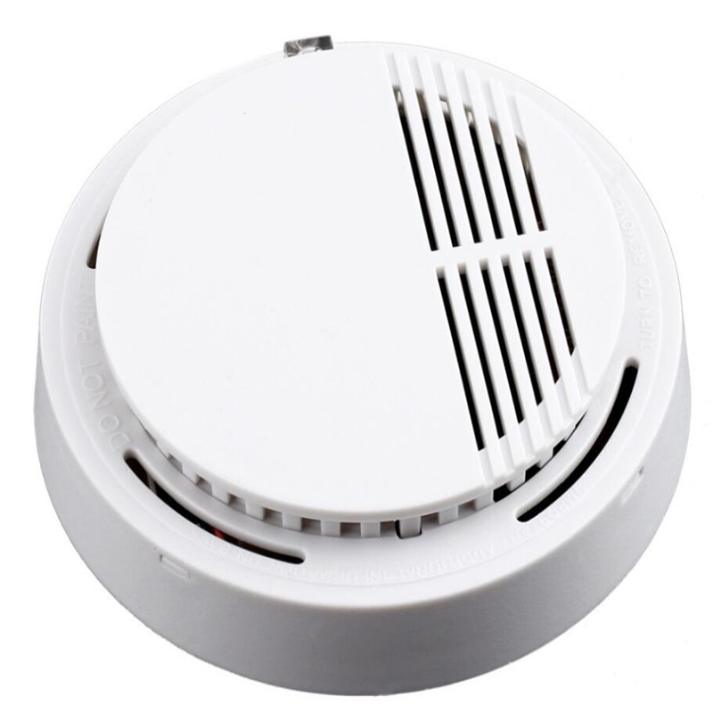High Sensitive Stable Photoelectric Wireless Smoke Detector  Fire Alarm Sensor Monitor Tester For Home Security System Cordless 5pcs 433mhz sensor sensitive photoelectric home security system cordless wireless smoke detector fire alarm for home protection
