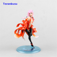 Guilty Crown Inori Yuzuriha Action Toy Figures Figurine PVC Female Figure Man Gift For Birthday Doll Figuras Anime Model XP