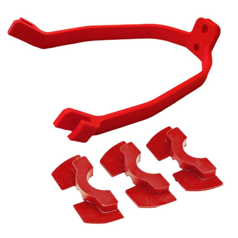 New Electric Scooter Mudguard Bracket Support With 3 Vibration Dampers For M365 Xiaomi Mijia Electric Scooter Modification Parts