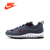 Original New Arrival Authentic Nike Air Max 98 QS Mens Running Shoes Sneakers Outdoor Walking Jogging Sneakers Comfortable Fast